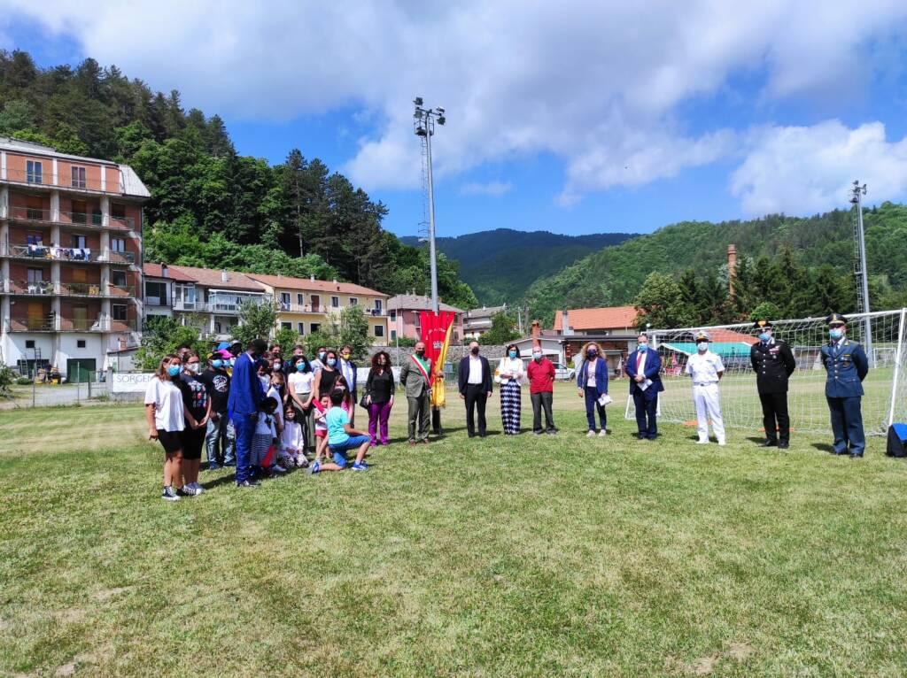 """La """"Giornata Mondiale del Rifugiato"""" a Calizzano"""