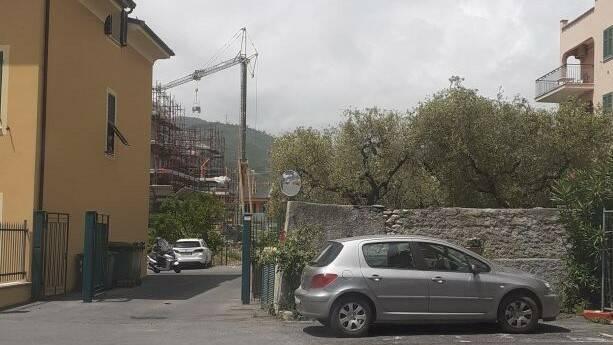 Lavori Pietra via San Francesco