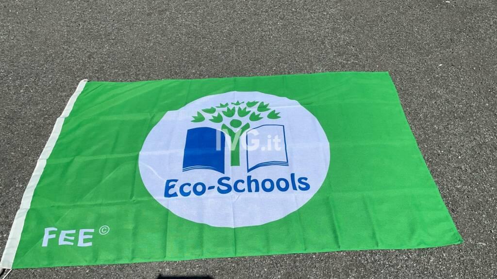 Le scuole primarie di Celle e Varazze premiate con la Bandiera Verde