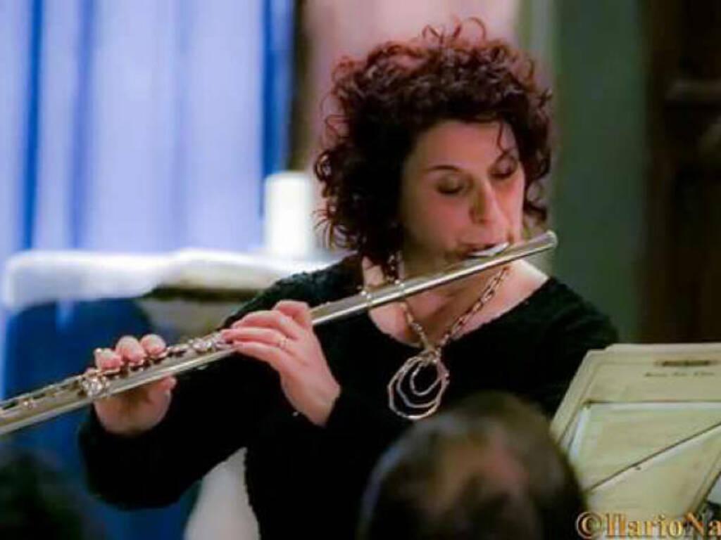 Loredana Cardona flautista