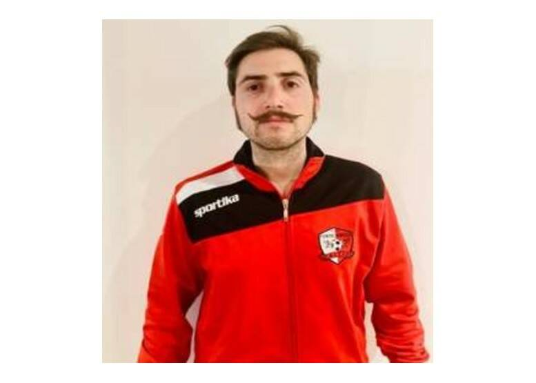 Mattia Chiesa, allenatore del Pontecarrega