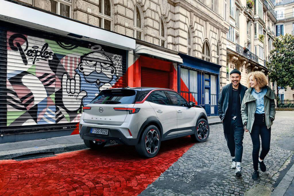 Nuova Opel Mokka, test drive nella sede di Autoquadrifoglio ad Albenga