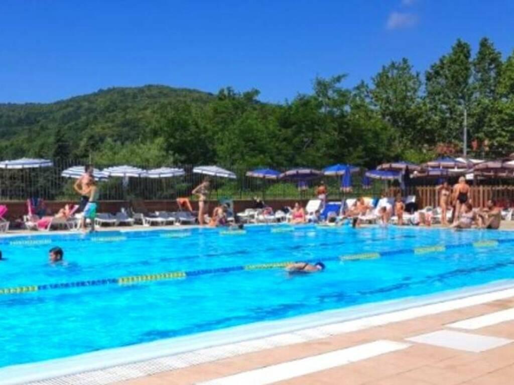 piscine di Casella,