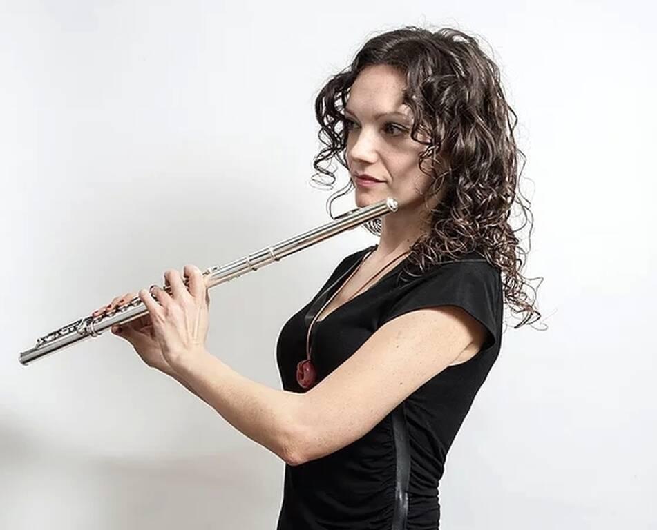 Sara Minelli flautista