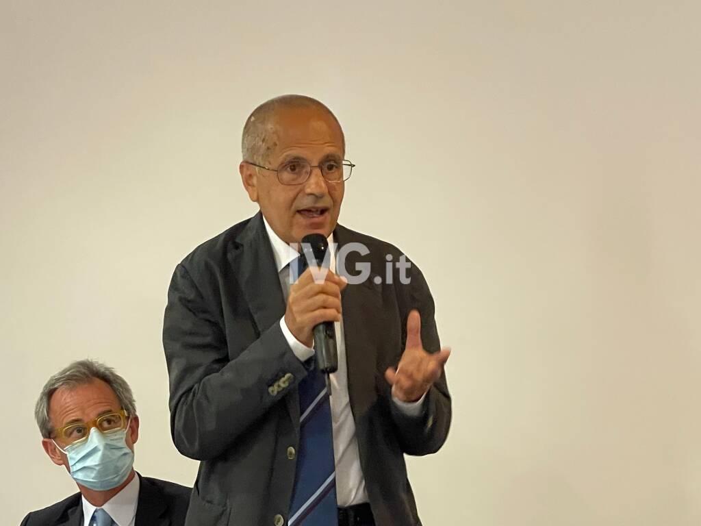 Savona 2021, la presentazione di Angelo Schirru