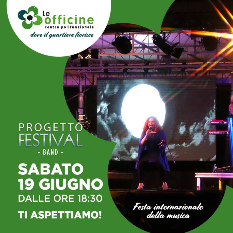 Savona Progetto Festival Band concerto Le Officine