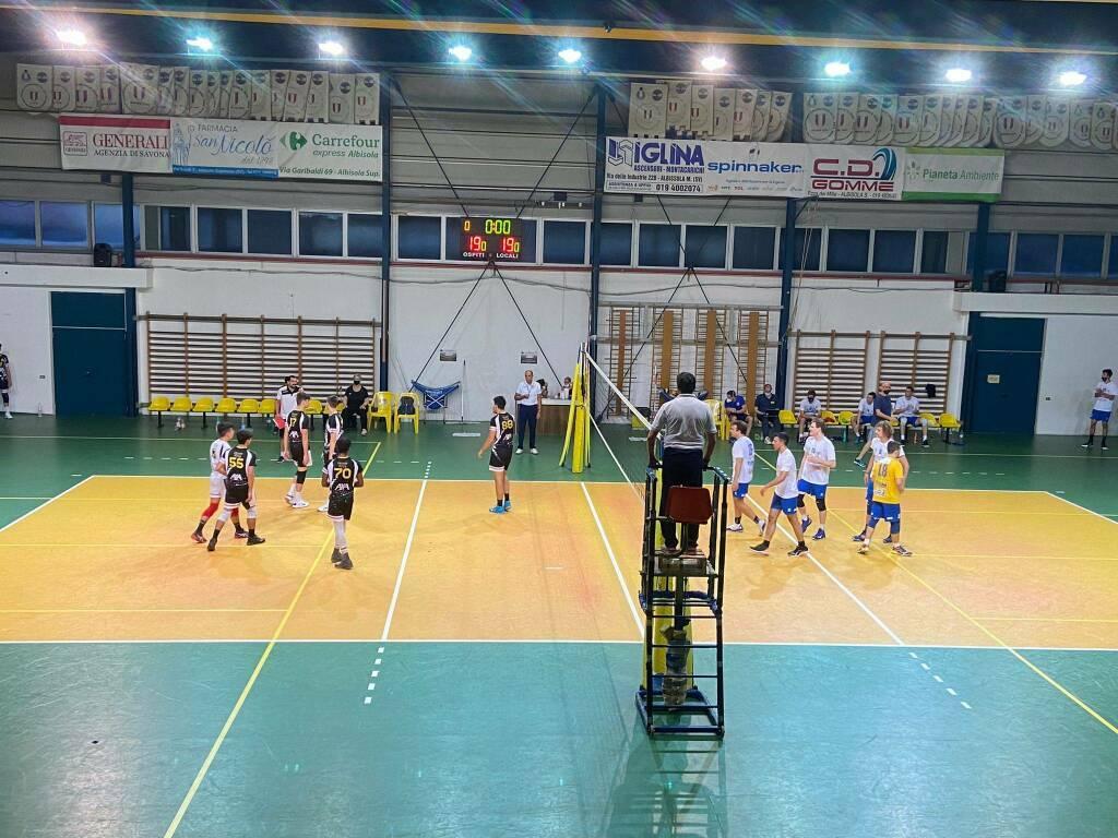 Serie C: Albisola Pallavolo contro Colombo Genova