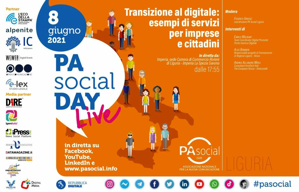 social day pubblica amministrazione