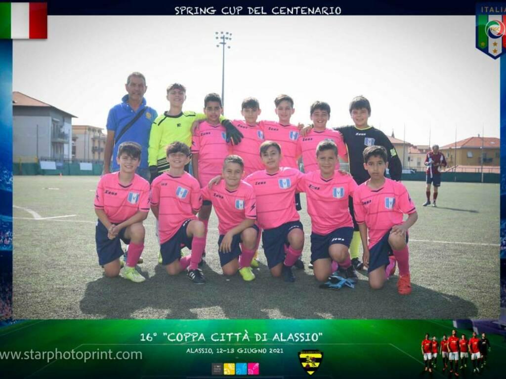 Spring Cup del Centenario: i Pulcini 2010