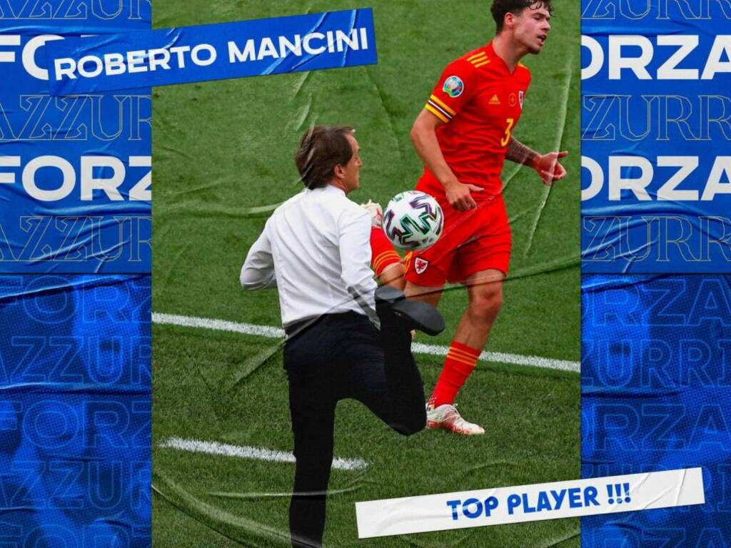 Tacco Roberto Mancini