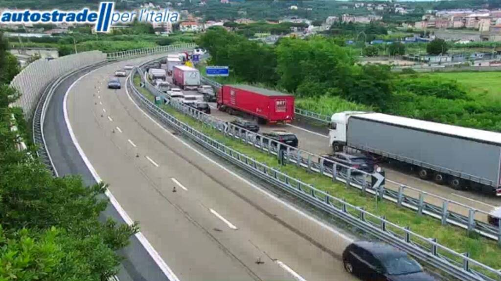 Traffico A10
