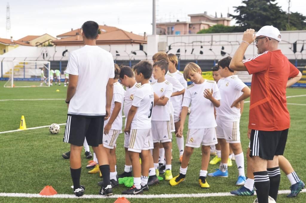 Albenga fundación Real Madrid Clinic