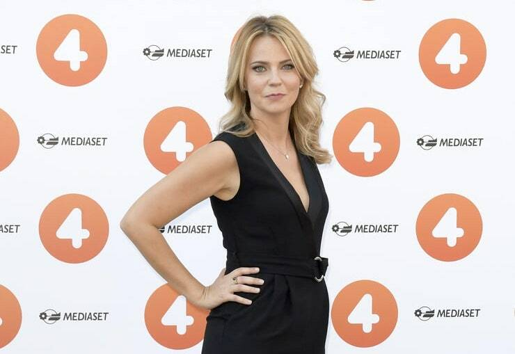 Alessandra Viero giornalista televisiva