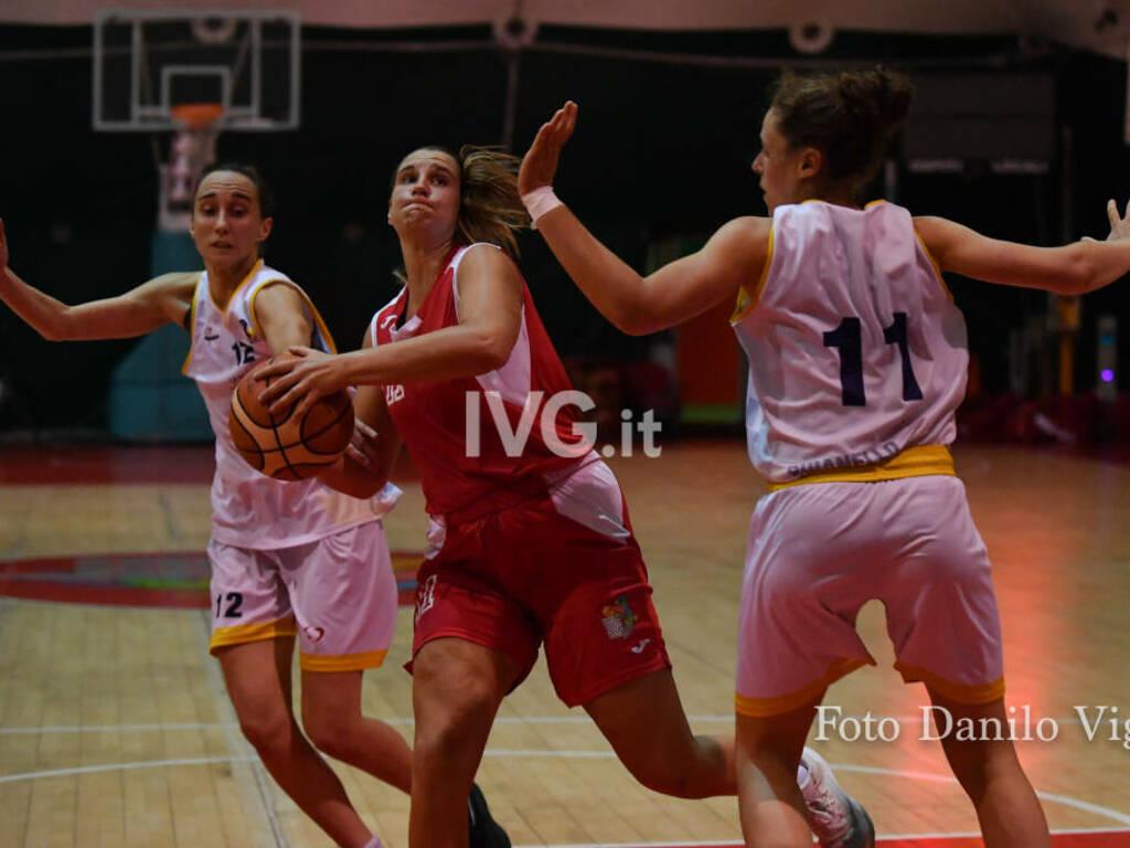 Amatori Pallacanestro Savona Vs Puianello Basket Team