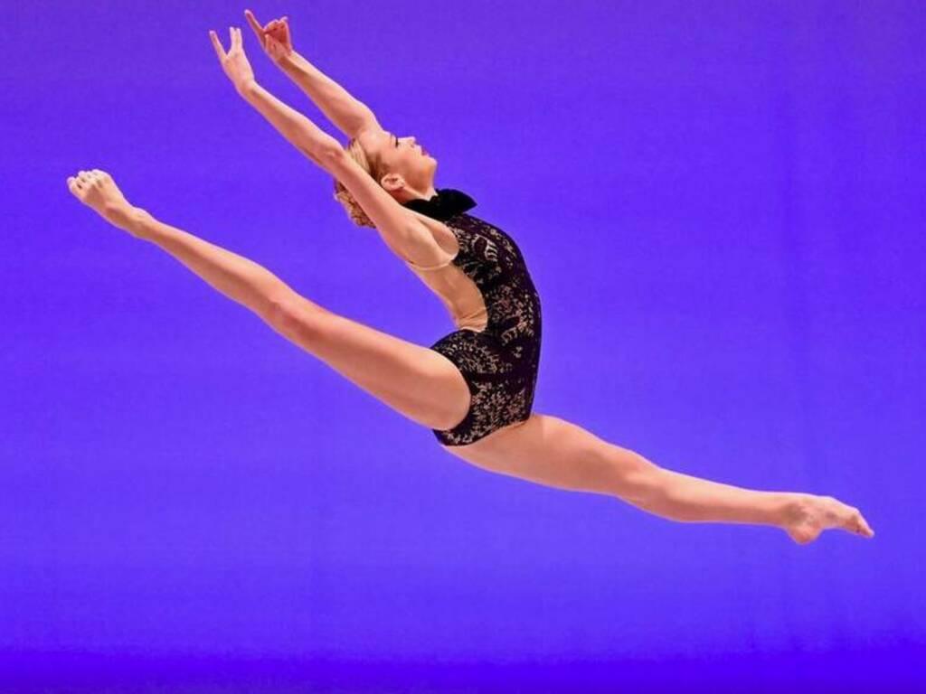ballerina, danza