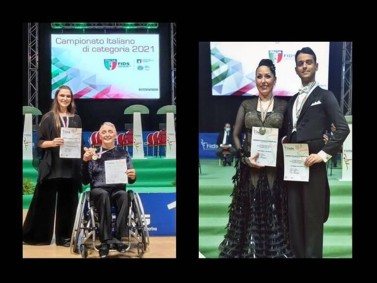 campionato italiano danza paralimpica