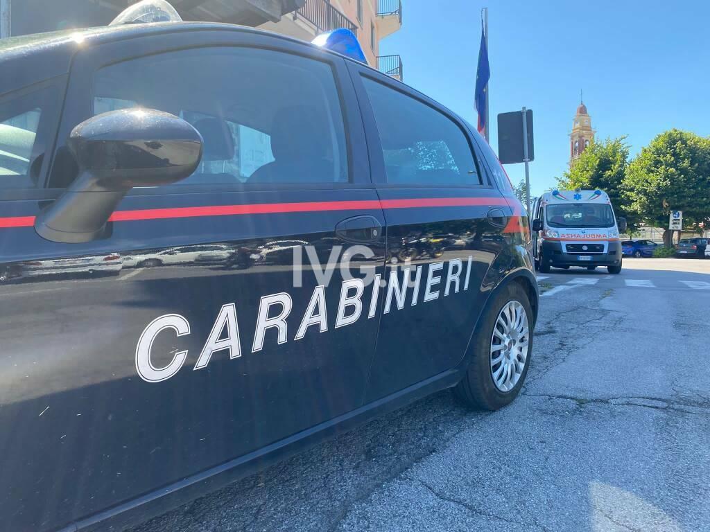 carabinieri ambulanza 118 generica