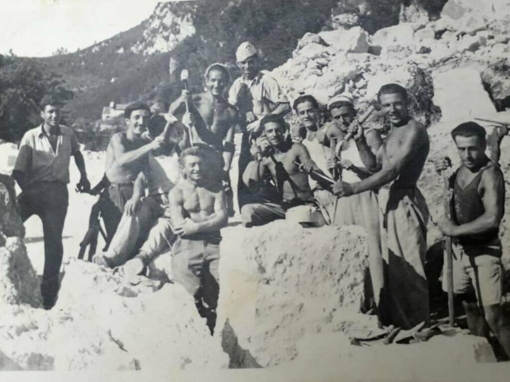 """Presentazione libro \""""La bella storia della scultura Aria Marina e della cava di Orco Feglino"""