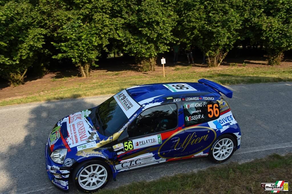 New Racing for Genova esulta per Francesco Aragno