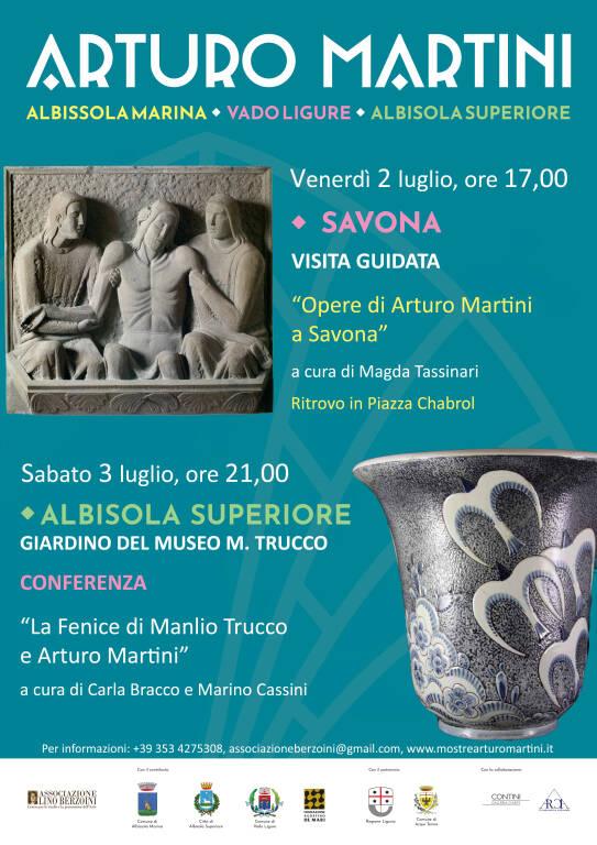 """""""Opere di Arturo Martini a Savona\"""""""