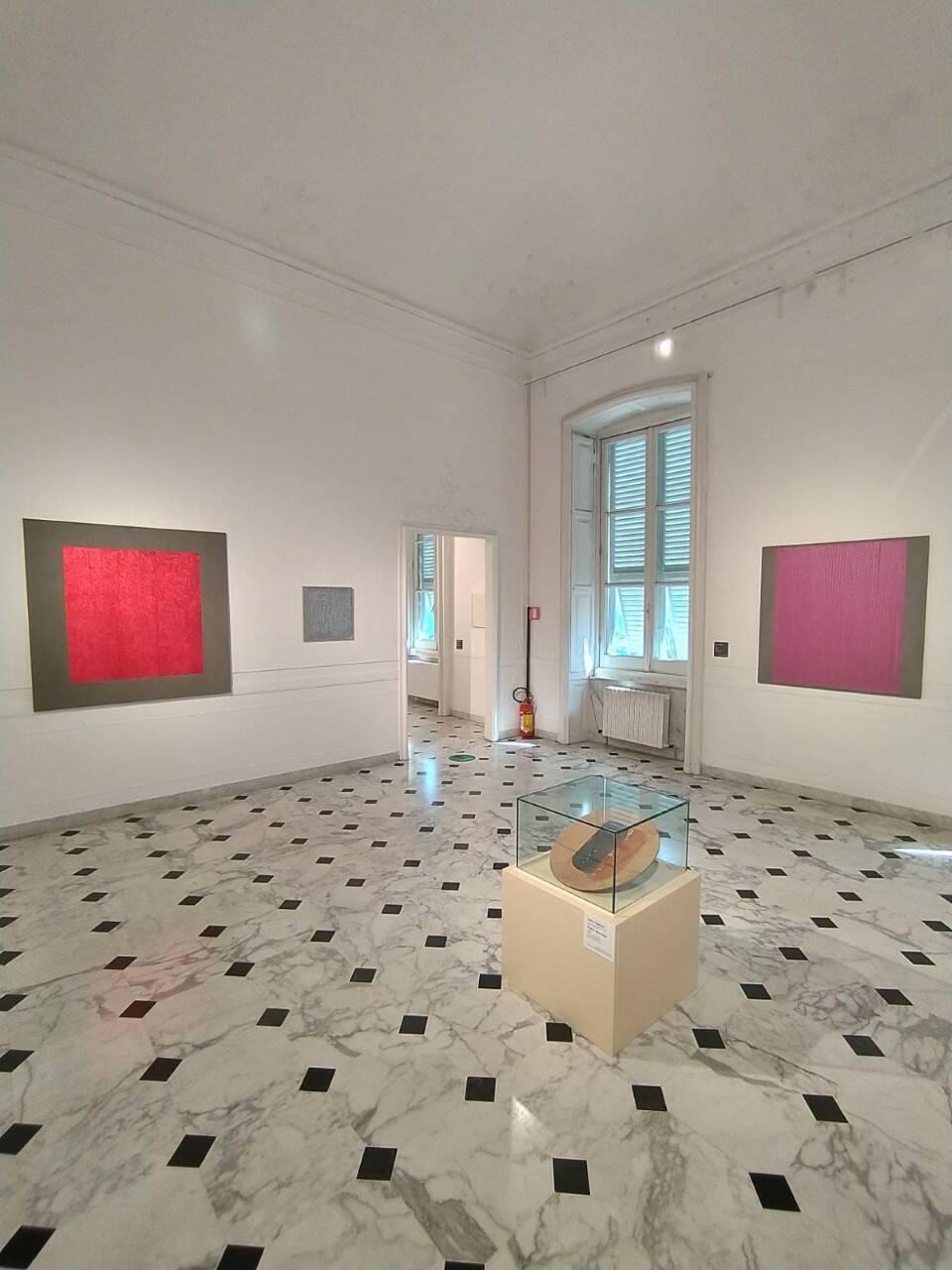 """La battaglia per l'astrattismo: la Collezione Cernuschi Ghiringhelli """" – Mezz'ora con l'opera a Villa Croce"""