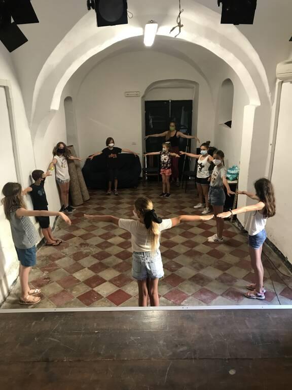 Boom di iscrizioni ai corsi estivi del Barone Rampante
