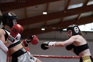 Marta Costa ai Mondiali di Kickboxing