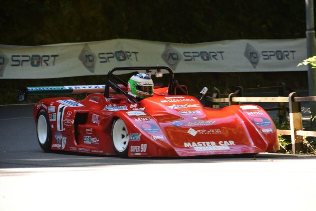 "Slalom: Fabio Emanuele vince la 13^ ""Favale – Castello"""