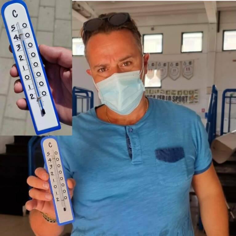 Ciangherotti termometro