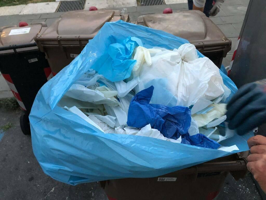 controlli rifiuti albenga