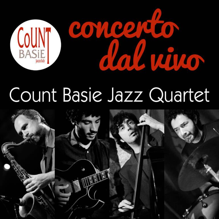Count Basie Jazz Quartet gruppo musicale