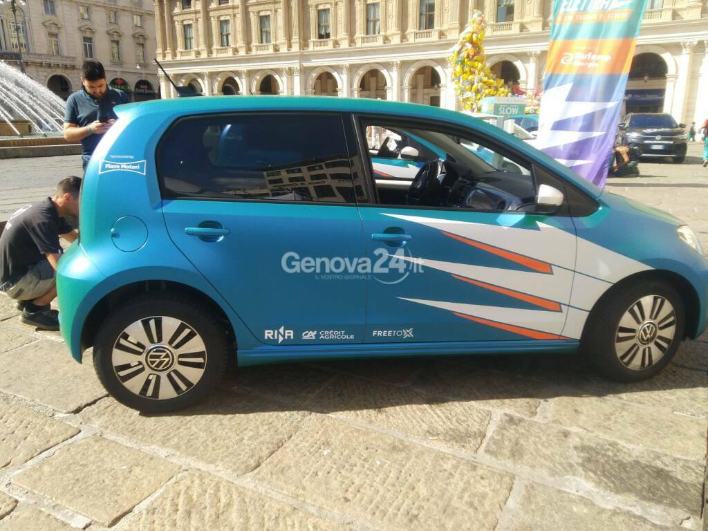 Elettra, servizio car sharing