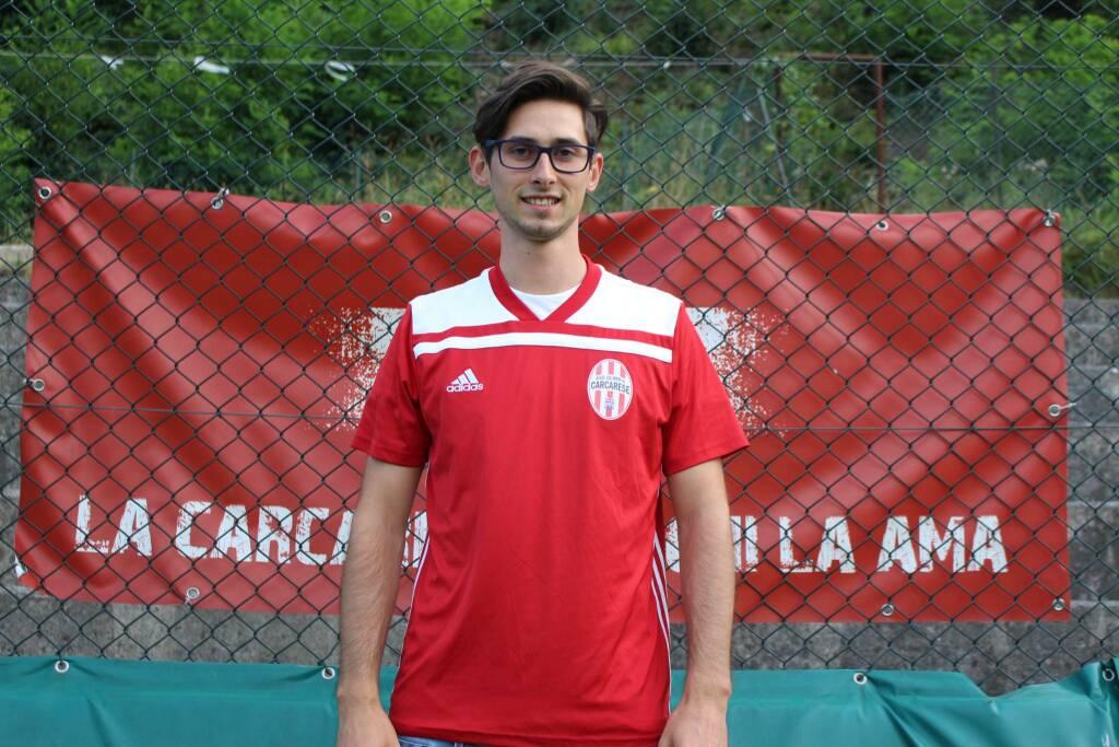 Francesco Briano all'Olimpia Carcarese