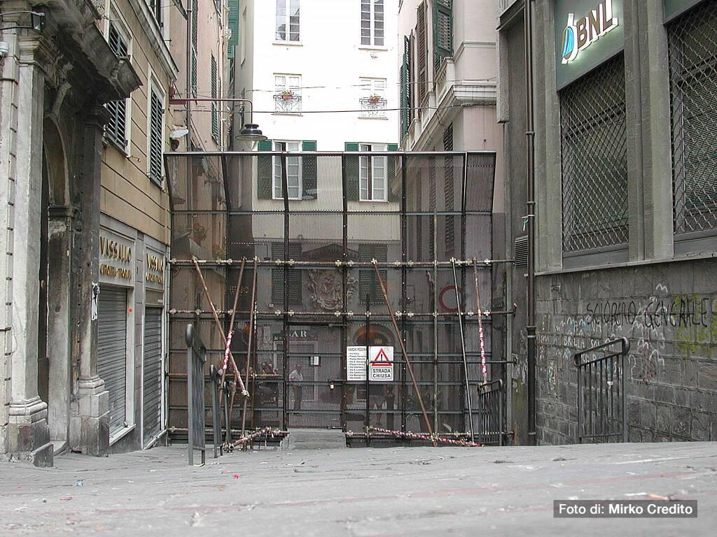 G8 di Genova, 19 luglio 2001 - foto di Mirko Credito