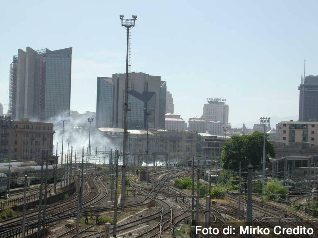 G8 di Genova, 21 luglio 2001 - foto di Mirko Credito