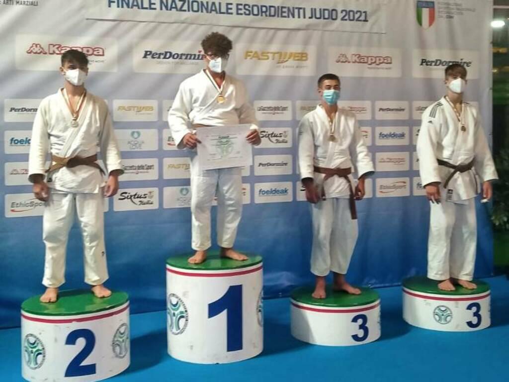Sharin Judo Crevani