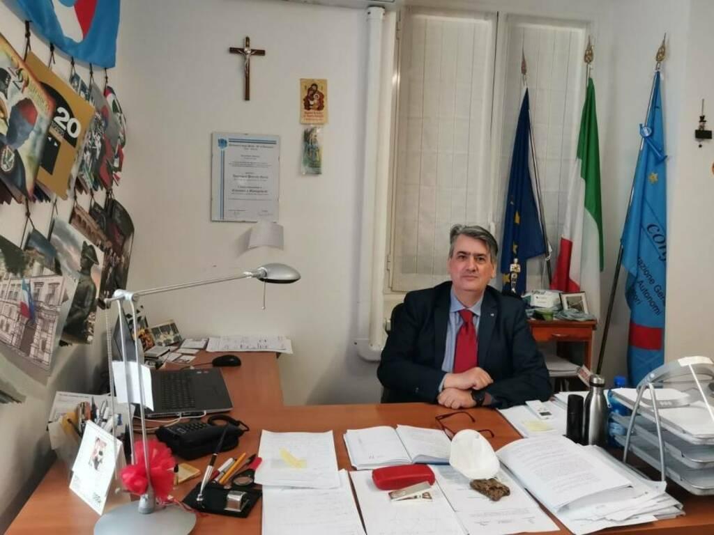 Domenico Geria Confsal Liguria