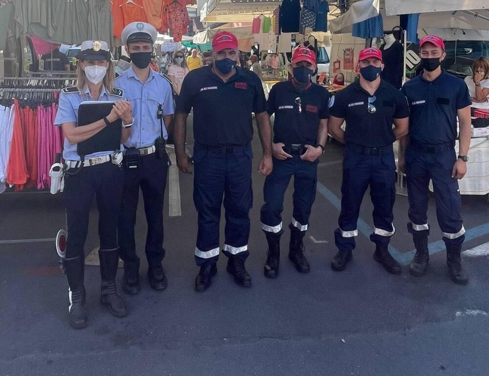 Polizia Locale Alassio Associazione Nazionale Carabinieri