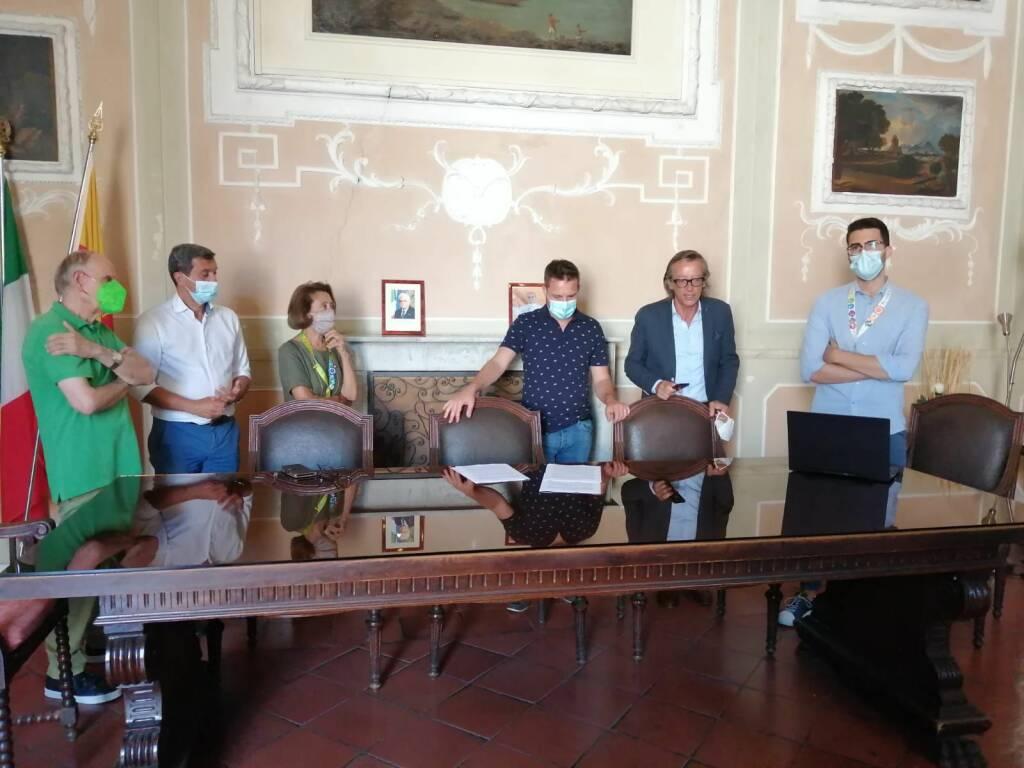 Accordo Necropoli Albenga