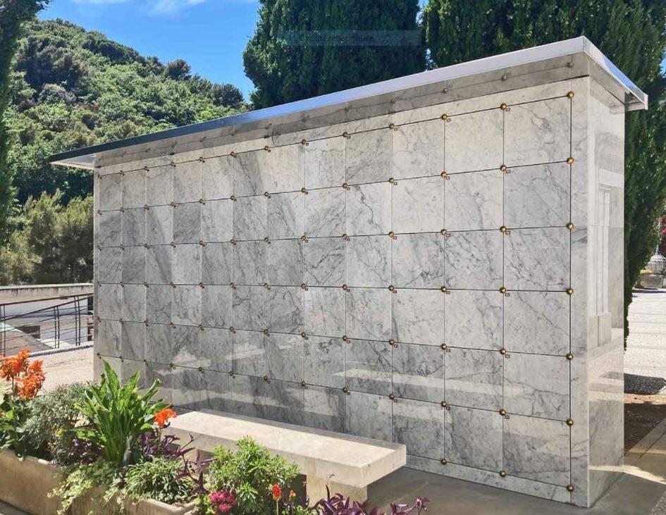 Ossario Cimitero Alassio