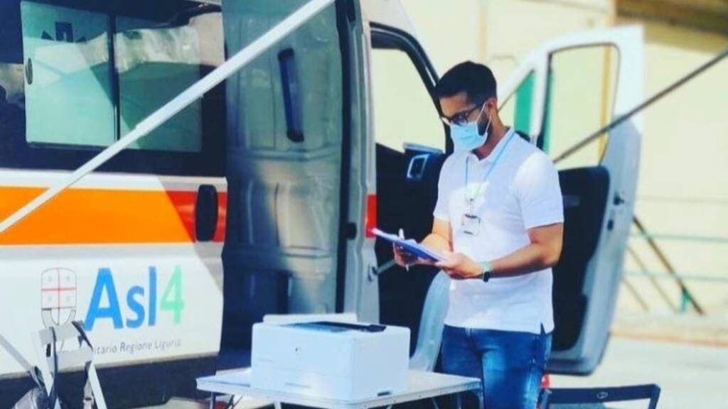 ambulatorio mobile vaccini asl 4