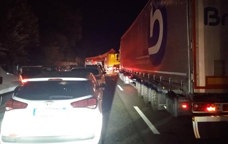 Caos Autostrade Benveduti