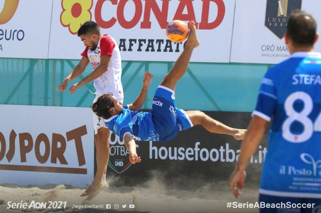 Genova Beach Soccer-Cagliari