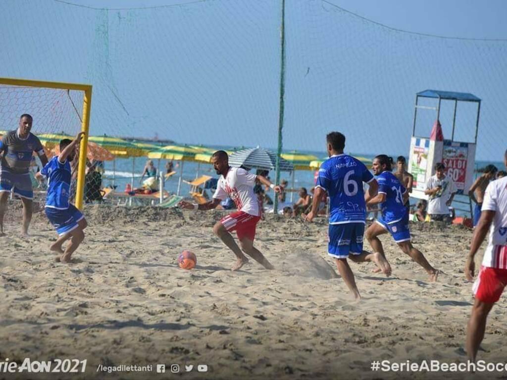 Genova Beach Soccer-Milano
