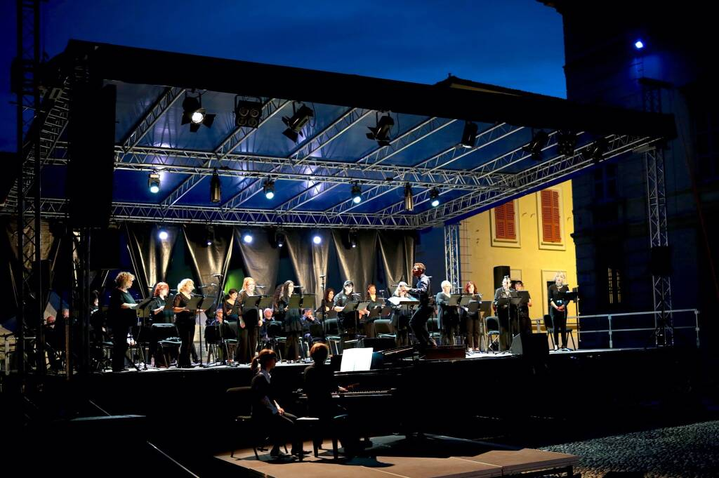 "Genova Coro Teatro ""Carlo Felice"" concerto"