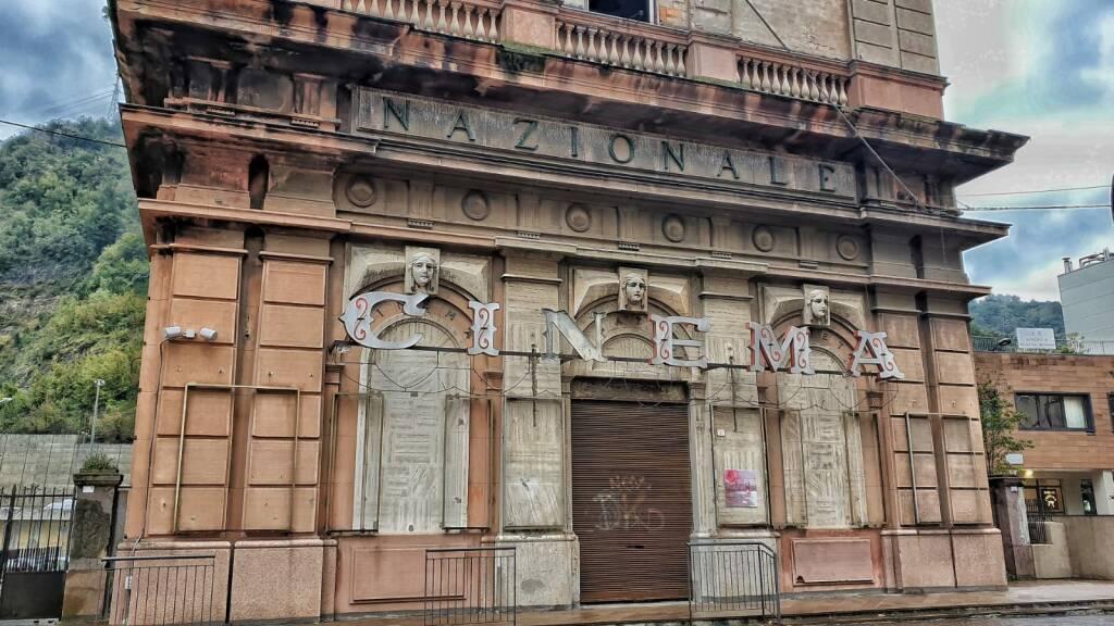 Genova Cinema Nazionale Molassana