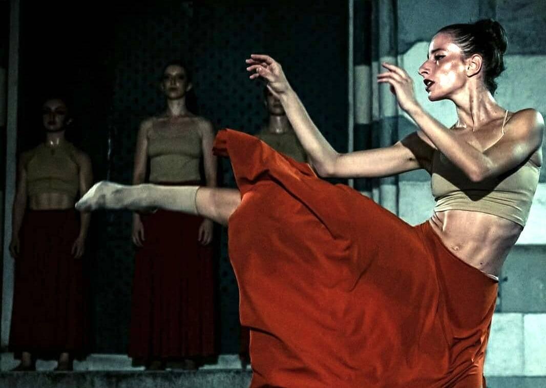 """Genova """"Life"""" spettacolo danza Atzewi Dance Company"""