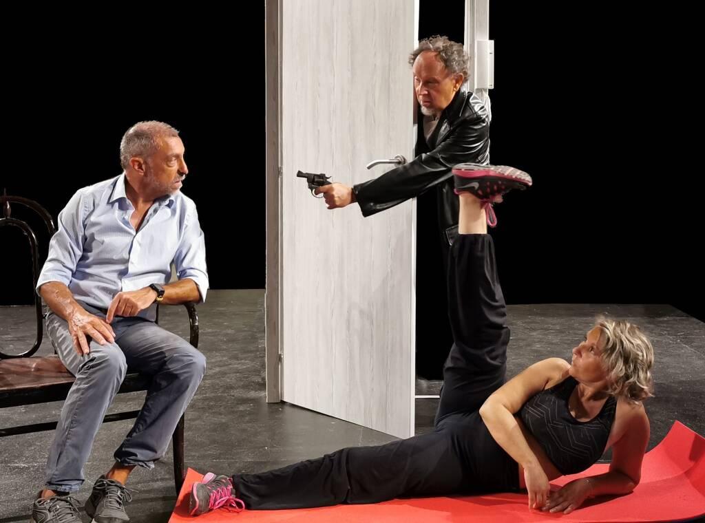 """Genova """"Ospiti"""" commedia Compagnia Il Crocogufo"""