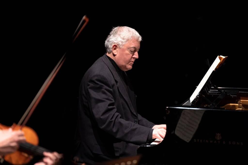 Giacomo Fuga pianista