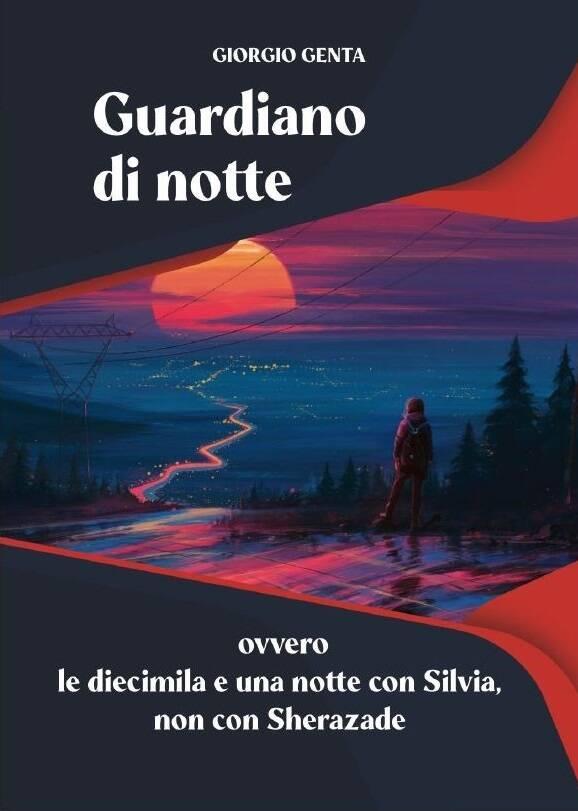 """""""Guardiano di notte"""" libro Giorgio Genta"""